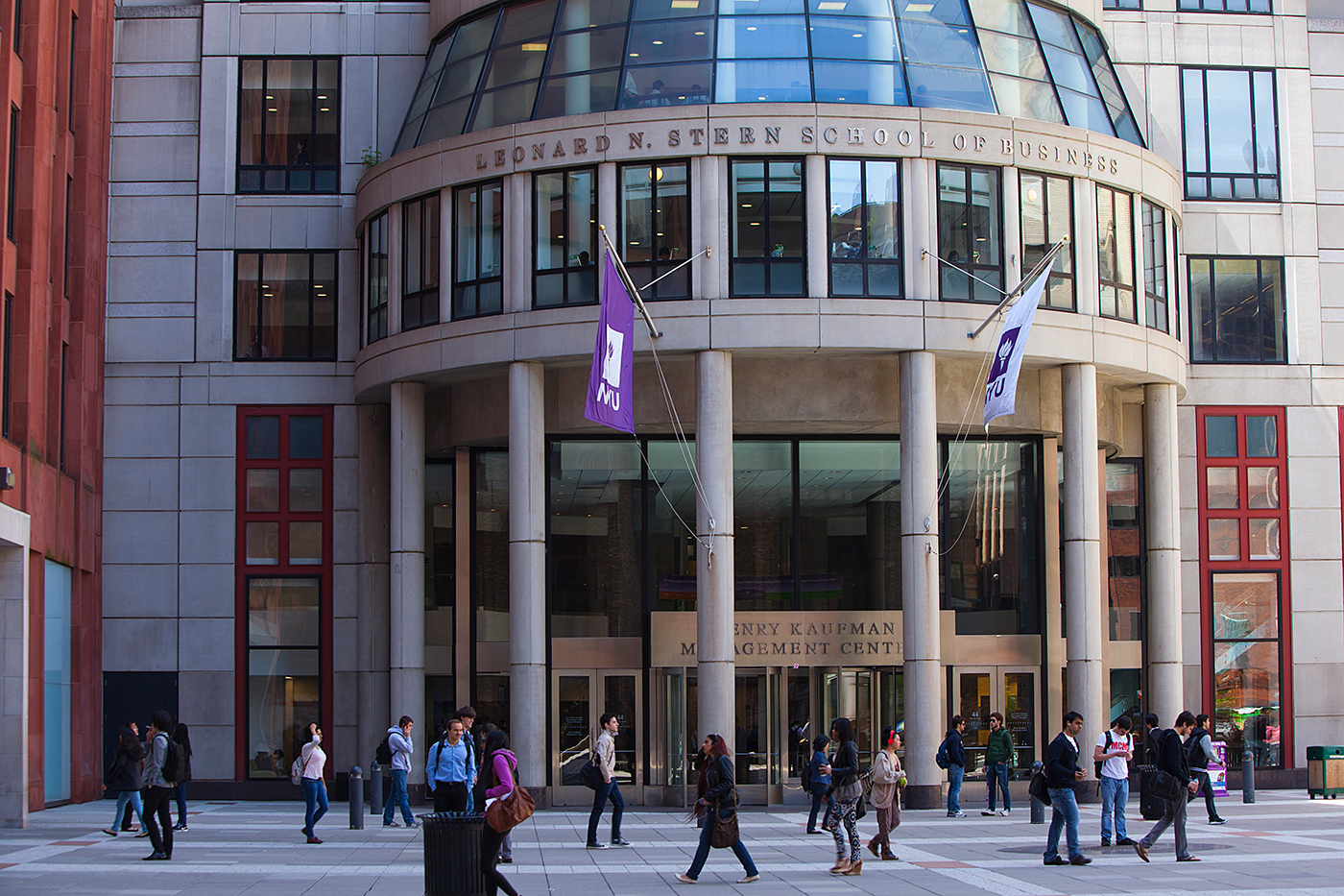 NYU Stern launches a Tech MBA and a Fashion and Luxury MBA