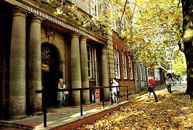 Staffordshire University to conduct admissions and counselling sessions in India