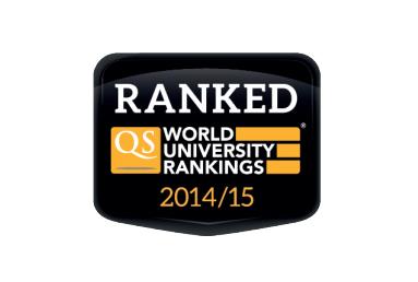 QS World University Rankings 2014 - 2015