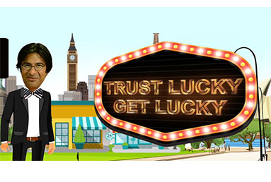 Introducing Our Web series  - Trust Lucky Get Lucky