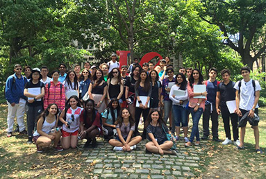 Wharton's summer program for high-school students is back!