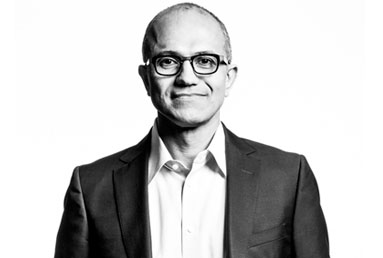 Microsoft�s New Indian CEO Satya Nadella