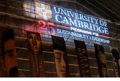 Agricultural Initiatives at the University of Cambridge