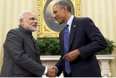 Obama, Modi sign pacts to boost Indian education, create new IIT
