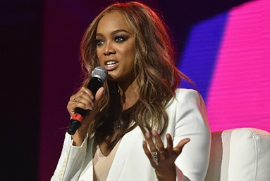 Supermodel Tyra Banks to Teach Stanford MBA Class