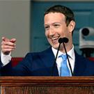 Mark Zuckerberg's emotional speech to Harvard graduates