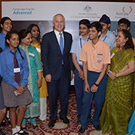 Students from Delhi, Nashik, and Noida win the Advance to Australia Video Competition