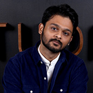 Indian student's unexpected journey from liberal arts undergrad to a prize US film role