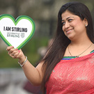Meet Isha Sudan - MBA student at University of Stirling
