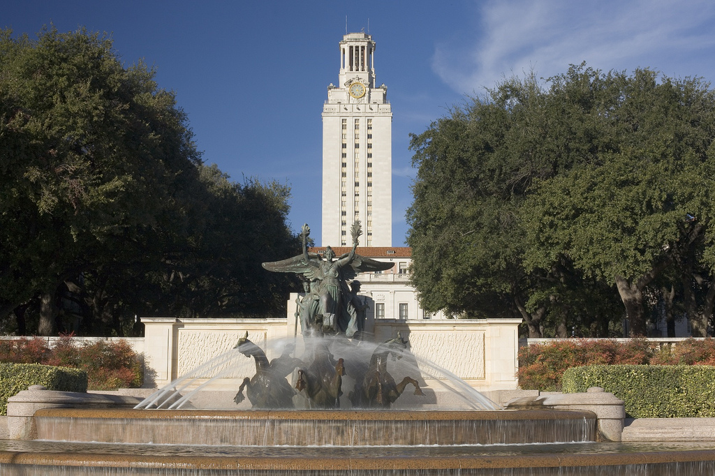 University of Texas Photo by Allaboutuni2307 (Flickr)