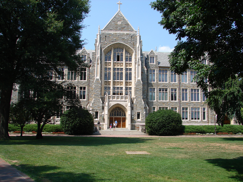 Georgetown University Photo by Allaboutuni2307 (Flickr)