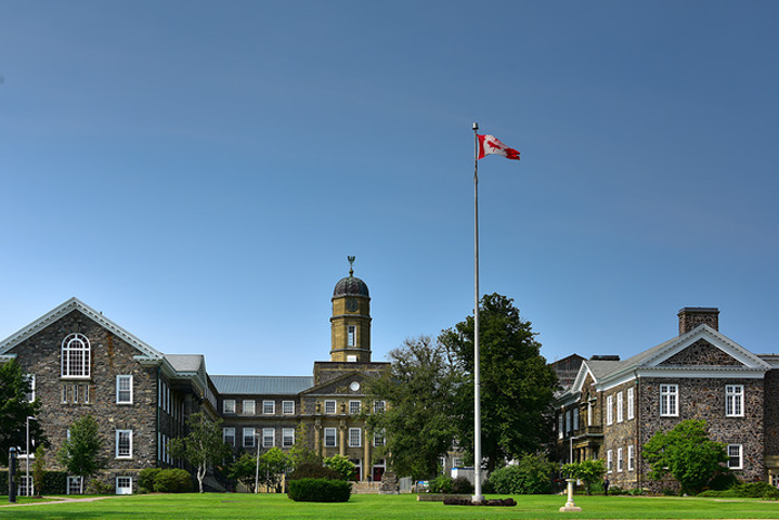 A view of Dalhousie University
