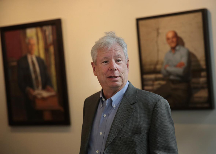 Professor Richard Thaler, who teaches at the University of Chicago's Booth School of Business has won this year's Nobel Prize in Economics
